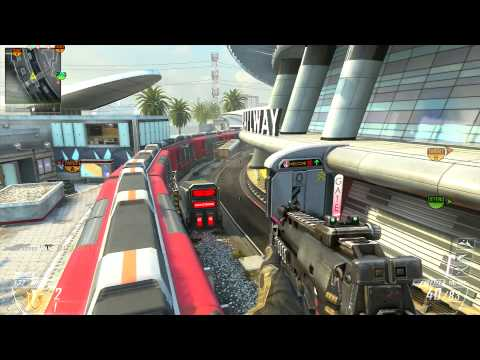 Black Ops 2 SnD Rush Routes | Express