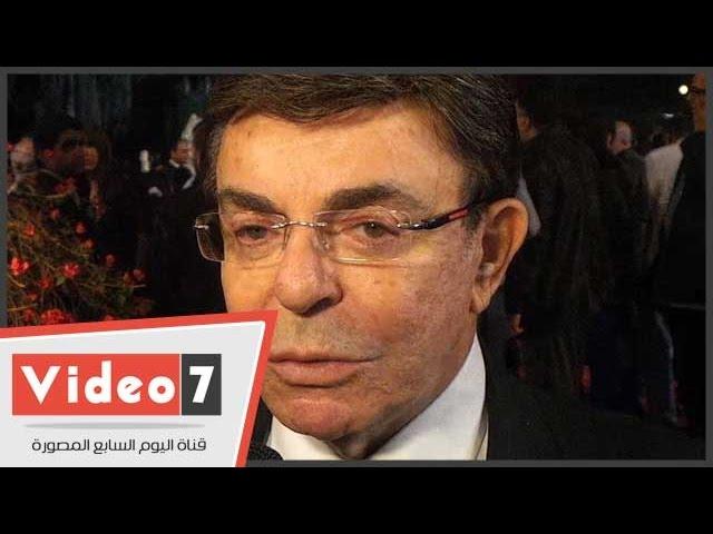 سمير صبرى: الأفلام المصرية ستشارك بقوة بمهرجان دبى السينمائى