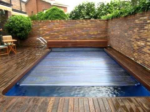 Manta termica de persiana para piscinas ingerclima climatizacion de piscinas mov youtube - Cubre piscinas precios ...