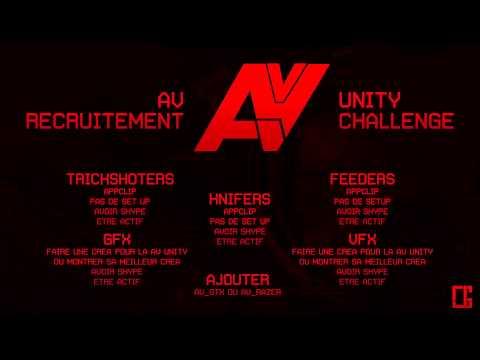 RC Challenge aV Unity  [CLOSE]