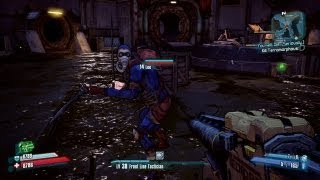 Borderlands 2 - TMNT Easter Egg