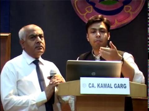 Preparing for IPCC Paper 6 Auditing Assurance CA Kamal Garg