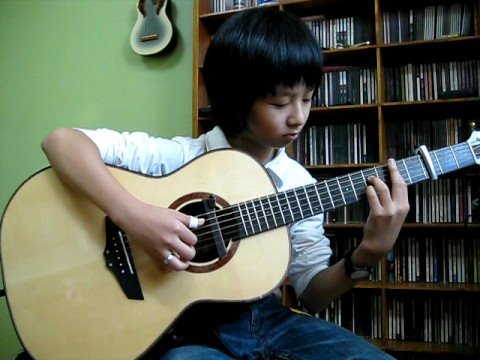 (Gary Moore) Parisienne Walkways - Sungha Jung