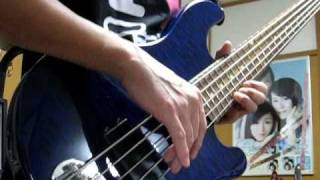 SEVENTH HEAVEN / Perfume Bass Cover (session)