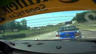 BimmerWorld Racing Dan Rogers BMW E90 328i Road America Race