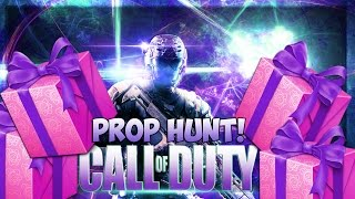 Call of Duty 4:  Prop Hunt Funny Moments!  (Sidearms' Amazing Hints!) #6
