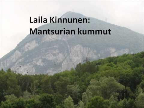 Laila Kinnunen: Mantsurian kummut (suomeksi) 1962