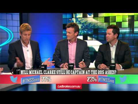 Michael Clarke Captaincy - Ricky Ponting and Adam Gilchrist have their say
