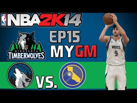 NBA 2K14: Minnesota Timberwolves PS4 MyGM - Offensive Outburst [Y3G67 EP15]