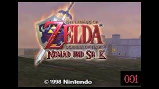 The Legend of Zelda Ocarina of Time 001 | Der HandOfBlood wollte nicht xD