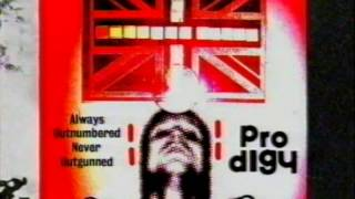The Prodigy - Always Outnumbered, Never Outgunned  ( Demo Tape )