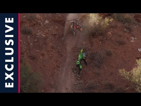 Life Behind Bars - Crashes and Qualifiers at Red Bull Rampage - Episode 14