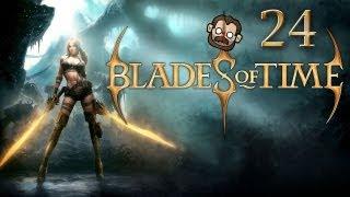 Let's Play Blades of Time #024 - Der wirkliche Eingang zum Tempel [deutsch] [720p]