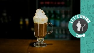 Кофе по-ирландски/Irish coffee [Let's Drink Show]