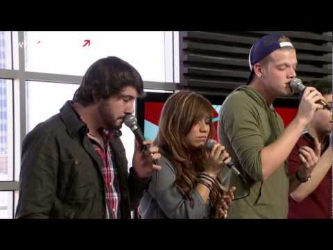 "Pentatonix Covers Gotye ""Somebody That I Used to Know"""