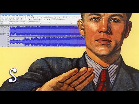 Removing and Creating Distortion in Audacity