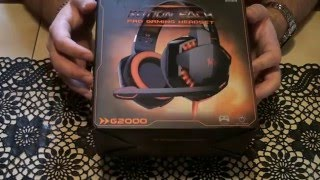 EACH G2000 USB Gaming Headset с магазина GearBest.com
