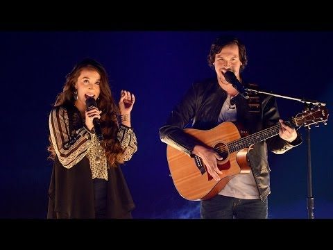 "Alex & Sierra ""Heard It Through The Grapevine"" - Live Week 2 - The X Factor"