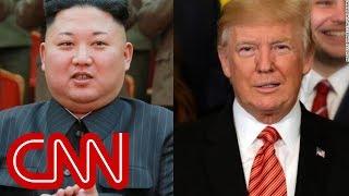 Trump announces North Korea summit will be in Singapore