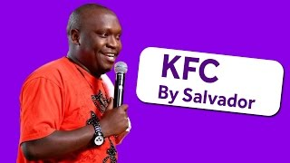 KFC | Stand-Up Comedy By Salvador | Opa Williams' Nite Of A Thousand Laughs