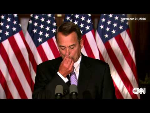 (Full Speech) John Boehner rips Obama's immigration ...