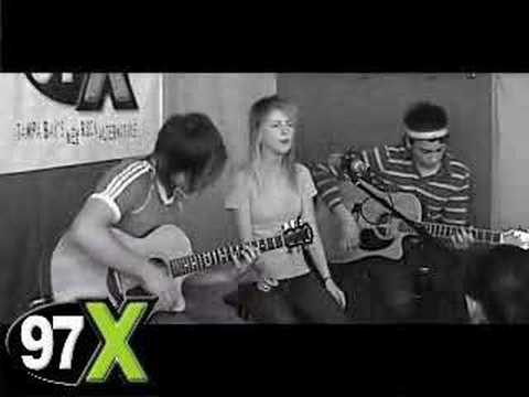 97X Green Room - Paramore (Misery Business)