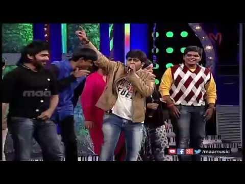 Super Singer 8 Episode 17 - Malavika Saketh Performance