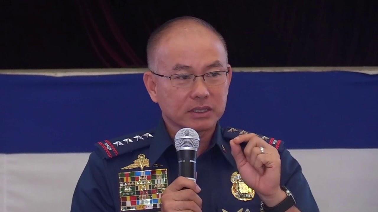 Winning barangay execs in drug list still subject of 'tokhang' – Albayalde
