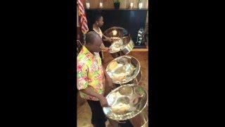 Steel Impressions Steelband Lands' End Showcase Guantanemera ft. O.V. and Tunisia