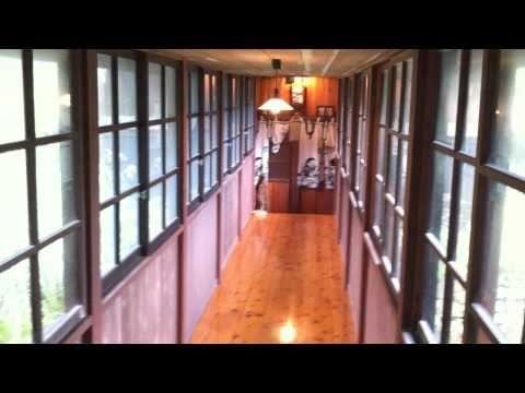 秘湯乳頭温泉・鶴之湯旅館。。