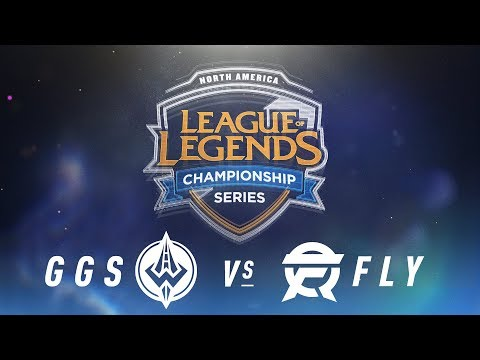 GGS vs. FLY - Week 2 Day 1 | NA LCS Spring Split | Golden Guardians vs. Flyquest (2018)