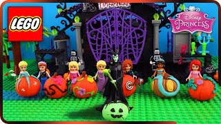 ♥ LEGO Disney Princess Maleficent Halloween Pumpkin Carving Contest