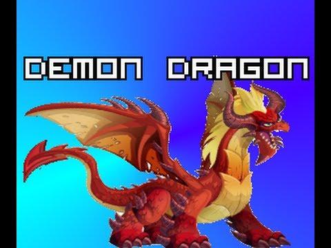 Dragon City - Demon Dragon