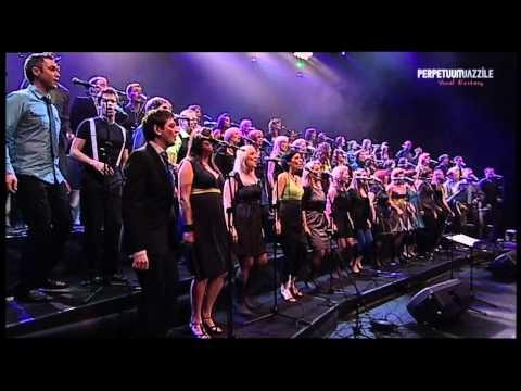 Perpetuum Jazzile - Nkosi Sikelel iAfrika (LIVE 2010)