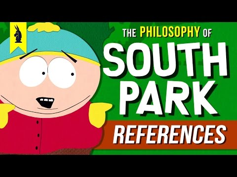 SOUTH PARK's Must-Know References! –Wisecrack Edition