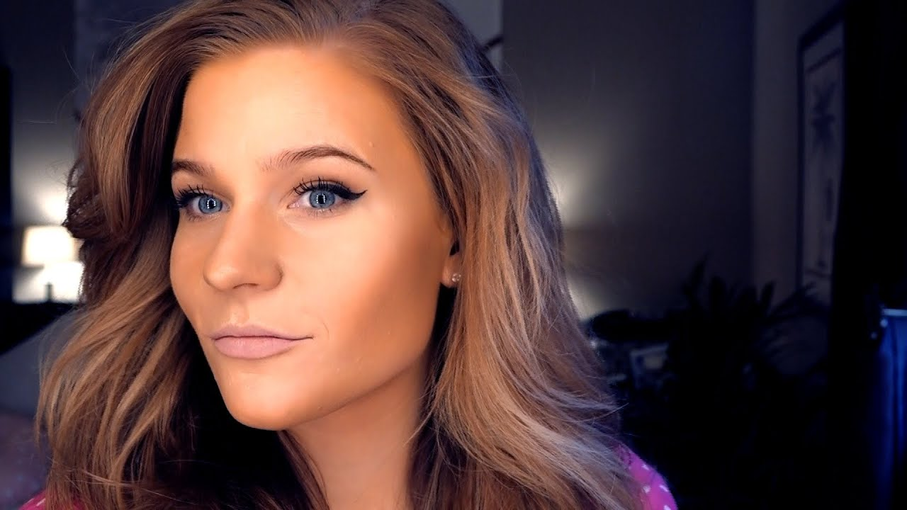 how to make my face look younger again