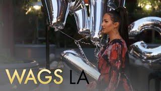 WAGS LA | Olivia Pierson & Natalie Halcro Struggle With Party Balloons | E!