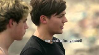 Long Way Down - One Direction Lyric Video
