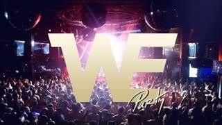 WE PARTY NEW YEAR FESTIVAL MADRID 2013/14. OFFICIAL VIDEO.