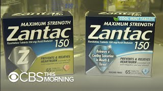 Zantac and its generic version found with chemical that could lead to cancer