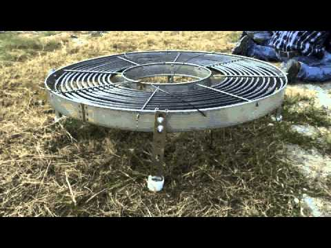 Pond Aeration With Micro Diffusion Air Bubbles Youtube