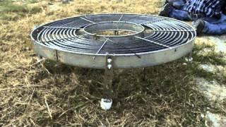 Play how to make a fishery aeration venturi unit for Homemade pond aerator plans