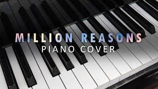 Lady Gaga - Million Reasons (piano cover by Ducci)