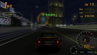 Gran Turismo 3 - Honda S2000 LM Race Car PS2 Gameplay HD