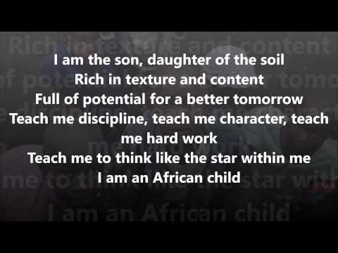 I am an African Child