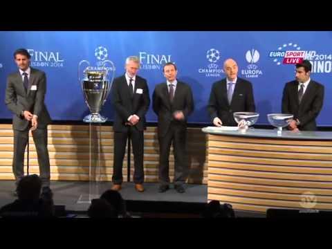 Hasil Draw Semi-Final UEFA Champions League ● 2013 2014