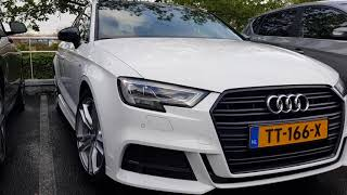 ZeroToSixty Special: brand new Audi A3 Limo S-Line Delivery!!