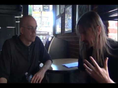 Metal Storm - Devin Townsend Interview (Feat. Greg Burgess) 14/09/12