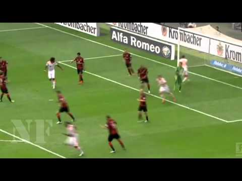 Jerome Boateng vs Eintracht Frankfurt (Away) - Bundesliga - 17.08.2013