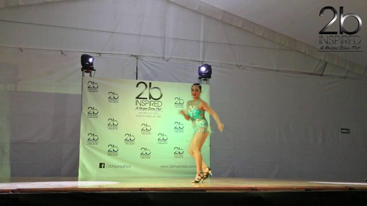 Erika Vazquez | Salsa Soloista Abierta | 2b Inspired 2016